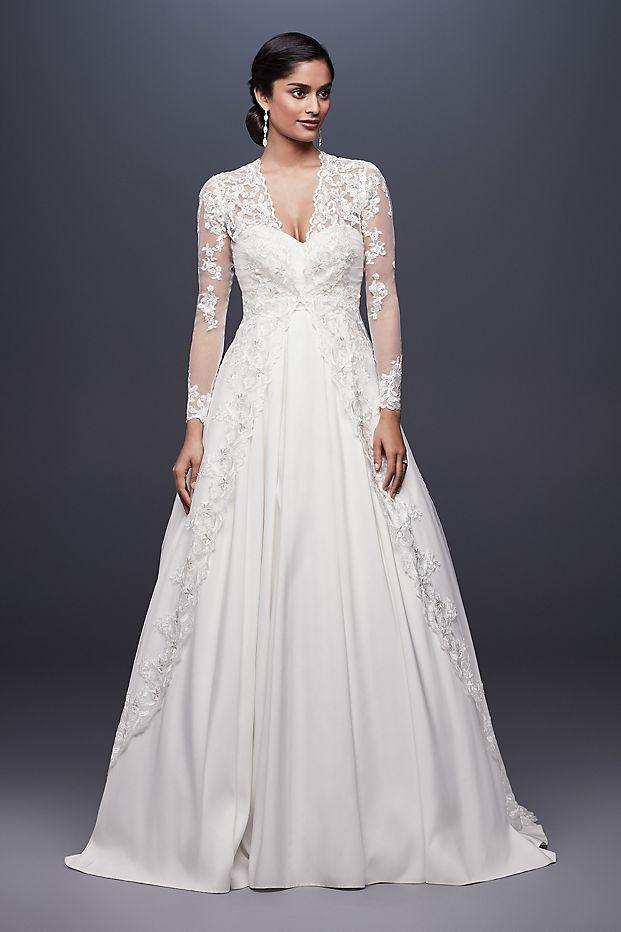 Bridgerton Wedding Fashion Inspiration   Long Tulle Jacket with Floral Lace Applique