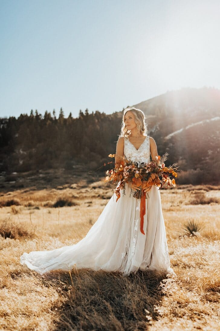 Deer Creek Canyon Styled Shoot Vow'd Weddings Spring 2021