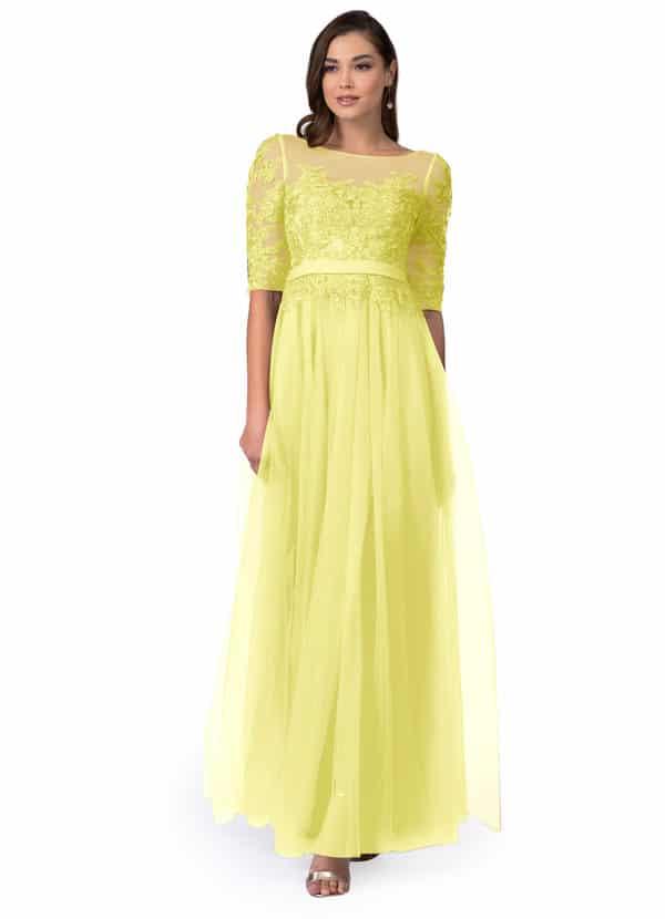 Bridgerton Wedding Inspiration  Azazie Shanoa Bridesmaid Dresses