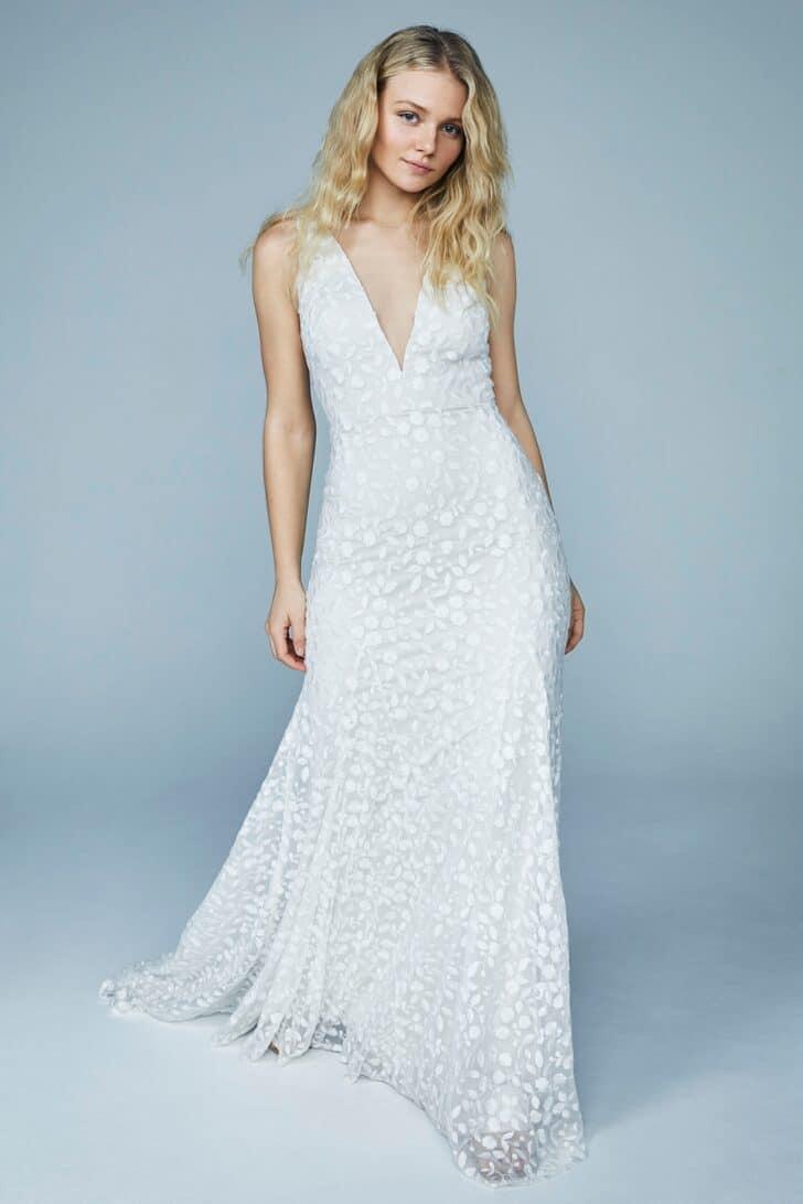 Darling Wedding Dress - Vow'd Weddings Spring 2021 Wedding Dress Collection