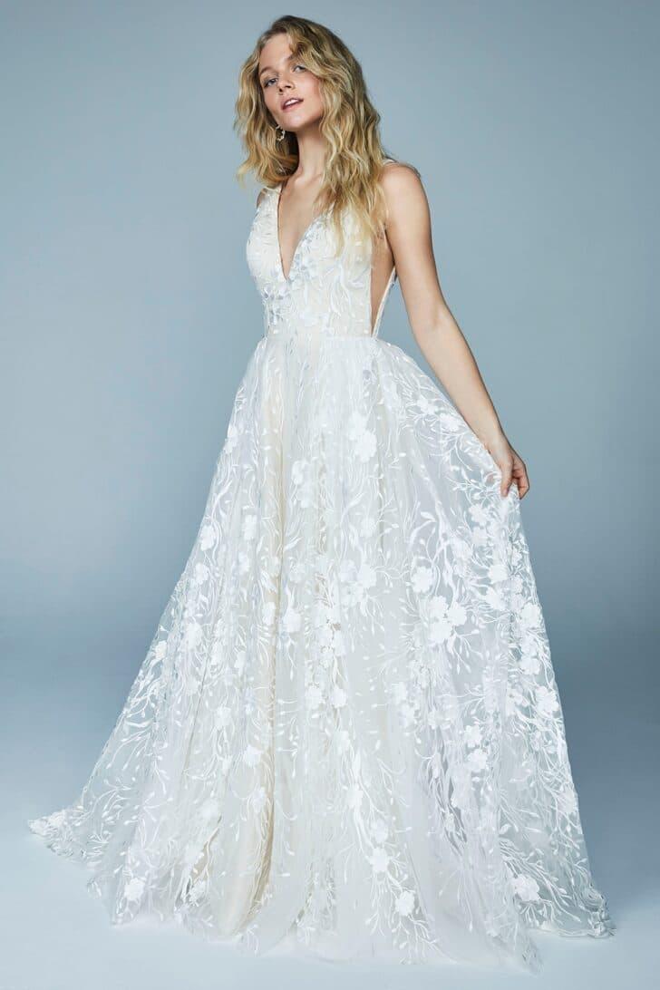 Sincerity Wedding Dress - Vow'd Weddings Spring 2021 Wedding Dress Collection