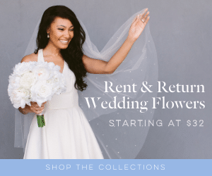 somethingborrowedblooms - rent your wedding flowers