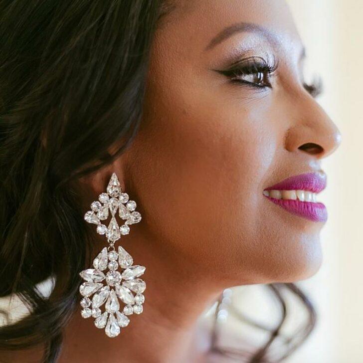 Wedding Earrings from Treasures 570 on Etsy