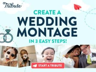 tribute wedding deal