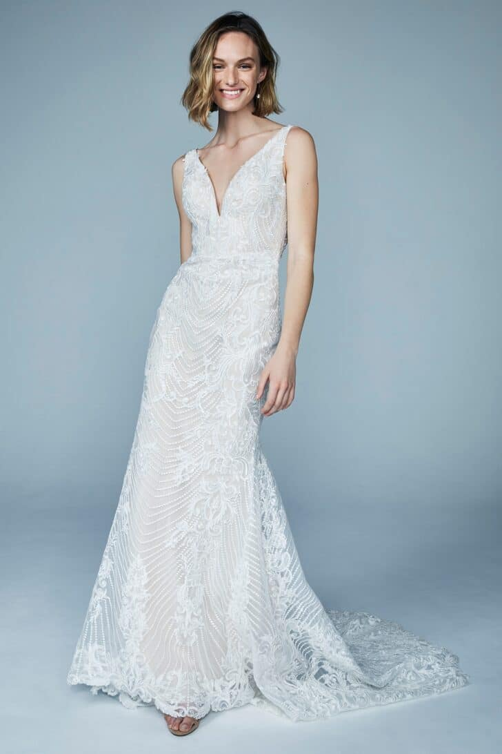 Vivacious Wedding Dress - Vow'd Weddings Spring 2021 Wedding Dress Collection