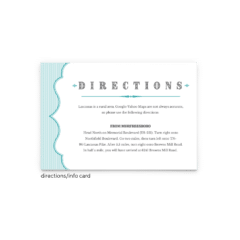 Amber Enclosure Card - Free Printable Wedding Invitations - Edit with Canva!