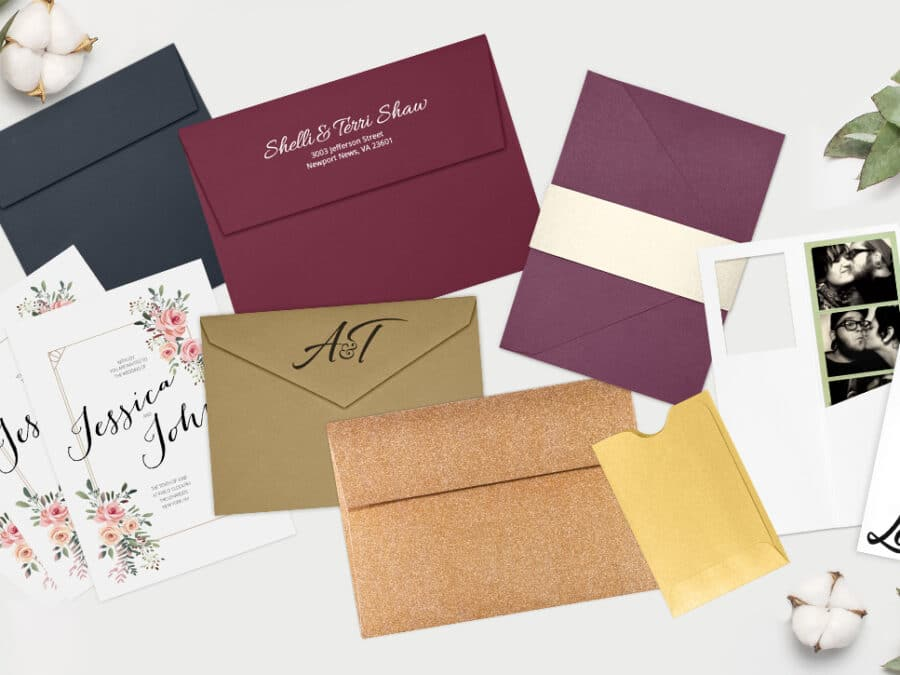 Envelopes.com Wedding Stationery and Envelopes