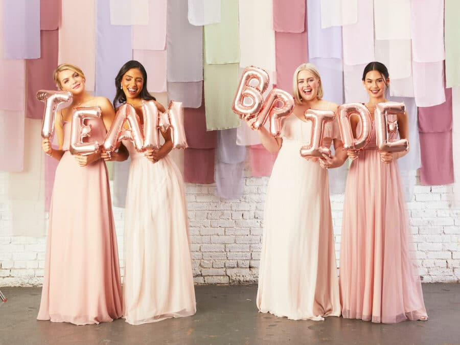 National Bridesmaid Day Sale from Birdy Grey