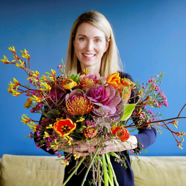 Fifty Flowers Founder, Liza Roeser - Savvy Women-Owned Wedding Businesses