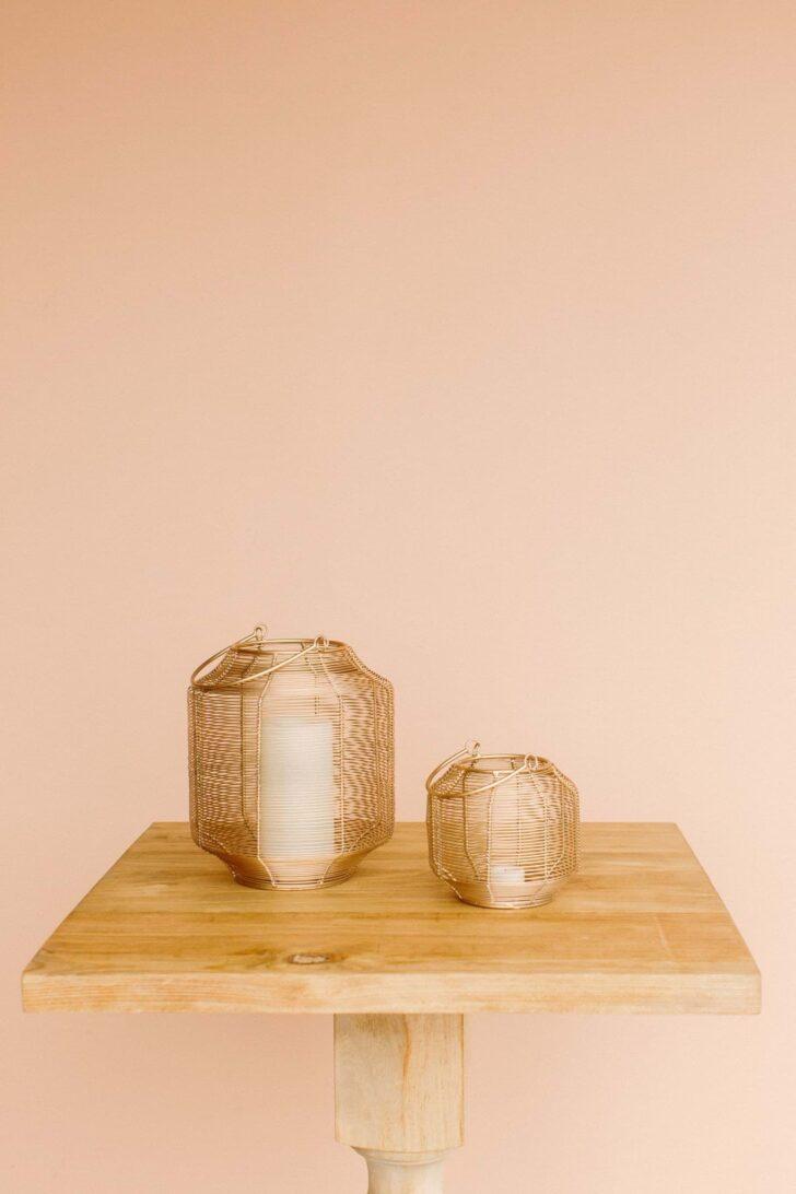 Something Borrowed Blooms Nina Collection - Boho Wedding Style Inspiration - Mesh Lanterns