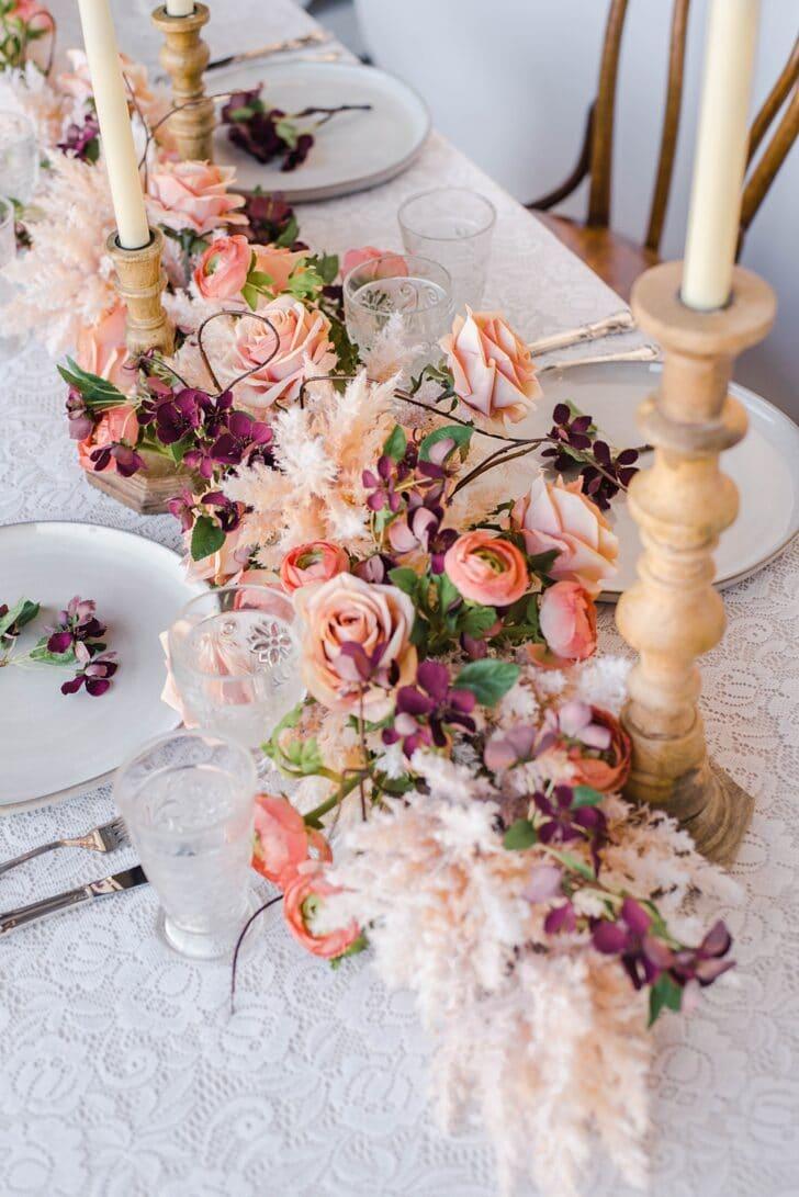 Something Borrowed Blooms Nina Collection - Boho Wedding Style Inspiration