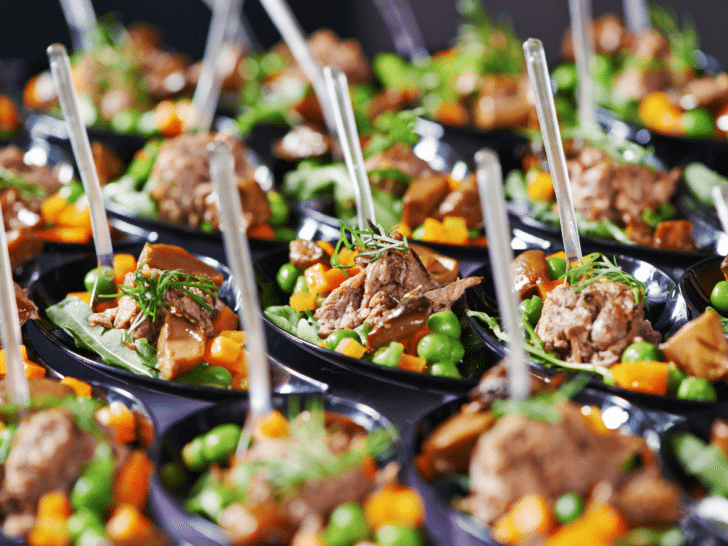 How to Save Money on Wedding Catering