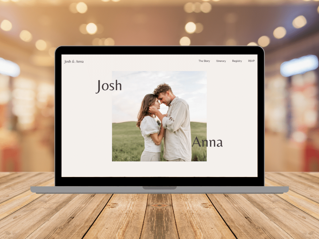 11 Reasons Why You Need a Wedding Website