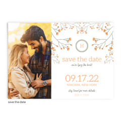 Save the Date Card • Bryce Collection • The Budget Savvy Bride