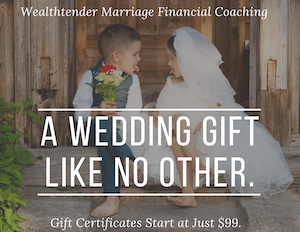 Marriage Financial Coaching - Unique Wedding Gift 1