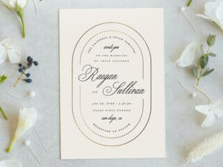 Minted 2021 Wedding Invitation Collection