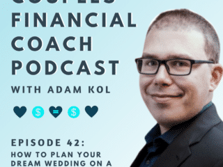 couples financial coach podcast