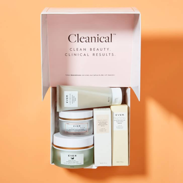 Ever Cleanical Skincare - Normal Regimen