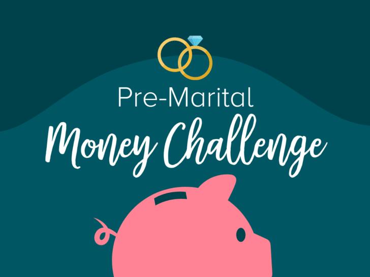 premarital money challenge