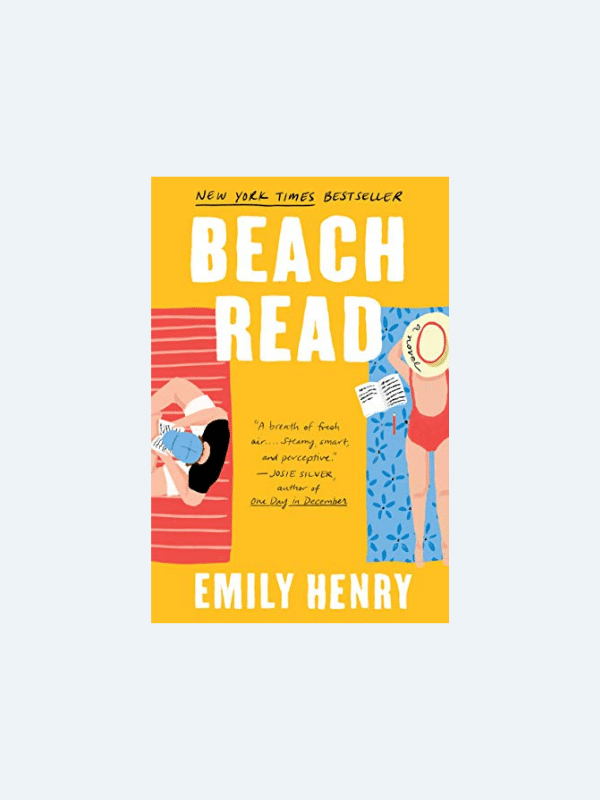 20 Awesome Books for Your Beach Honeymoon  BEACH READ by Emily Henry  Beach Reads for Your Honeymoon Getaway | The Budget Savvy Bride