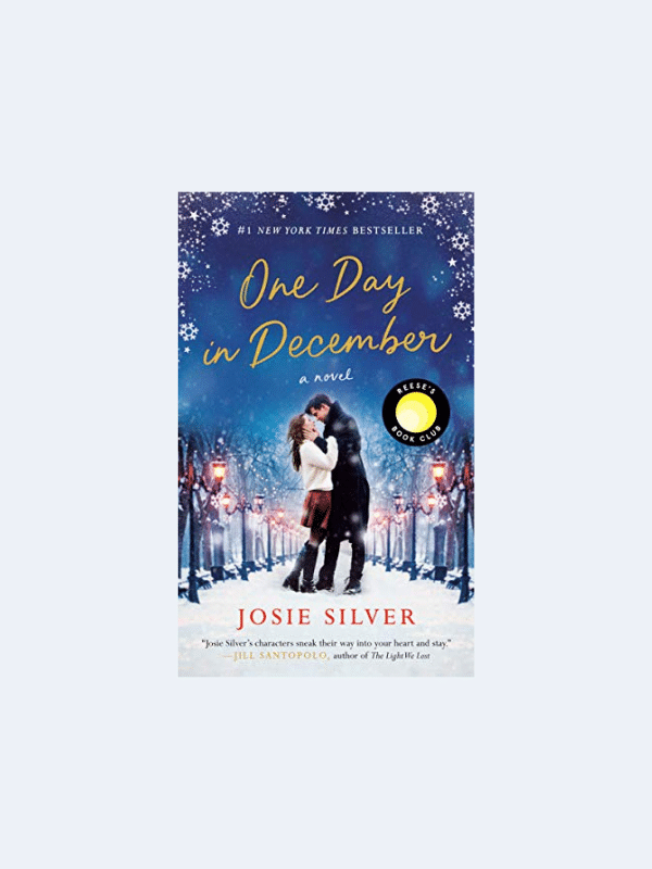 20 Awesome Books for Your Beach Honeymoon  ONE DAY IN DECEMBER by Josie Silver  Beach Reads for Your Honeymoon Getaway | The Budget Savvy Bride