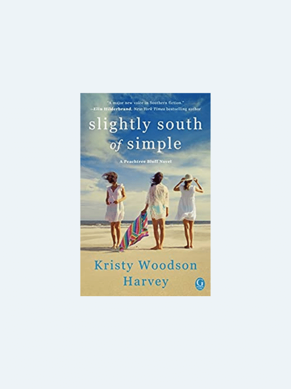 20 Awesome Books for Your Beach Honeymoon  SLIGHTLY SOUTH OF SIMPLE by Kristy Woodson-Harvey  Beach Reads for Your Honeymoon Getaway | The Budget Savvy Bride