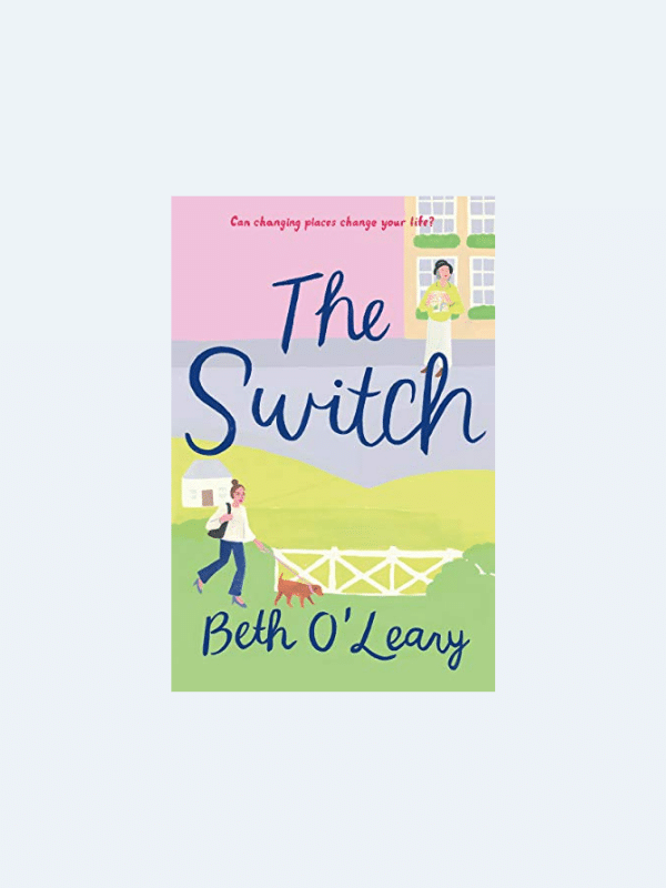 20 Awesome Books for Your Beach Honeymoon  THE SWITCH by Beth O'Leary  Beach Reads for Your Honeymoon Getaway | The Budget Savvy Bride