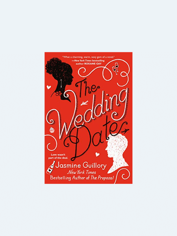 20 Awesome Books for Your Beach Honeymoon  THE WEDDING DATE by Jasmine Guillory  Beach Reads for Your Honeymoon Getaway | The Budget Savvy Bride