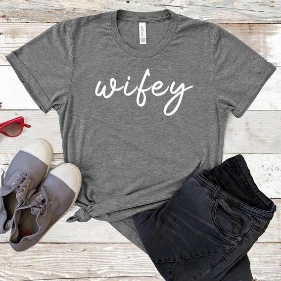MadeNala Wifey shirt