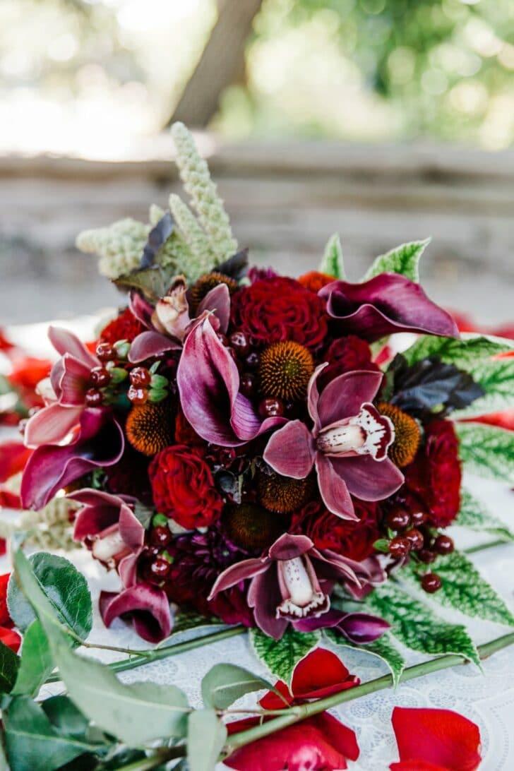 wedding flowers -bouquet