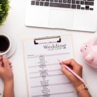 average cost of wedding