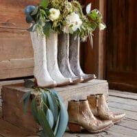Ariat Wedding Cowboy Boots