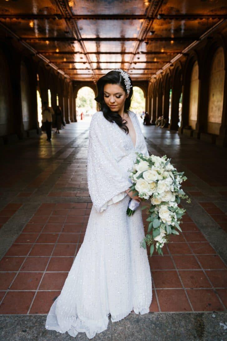 Chic Central Park Bride