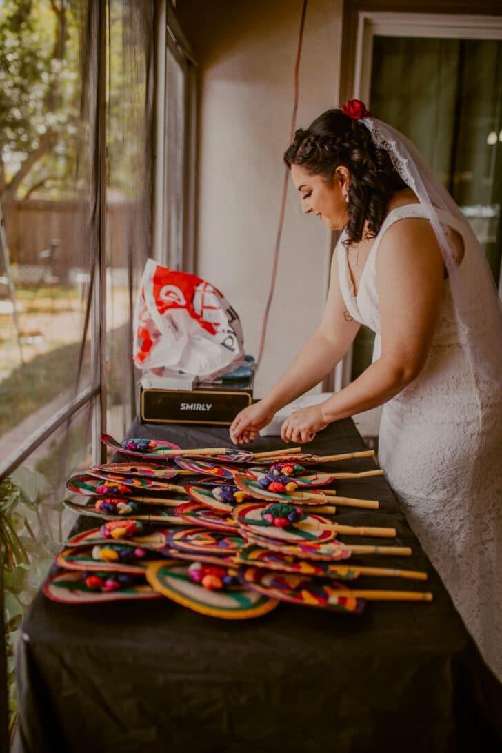 wedding details - mexican wedding