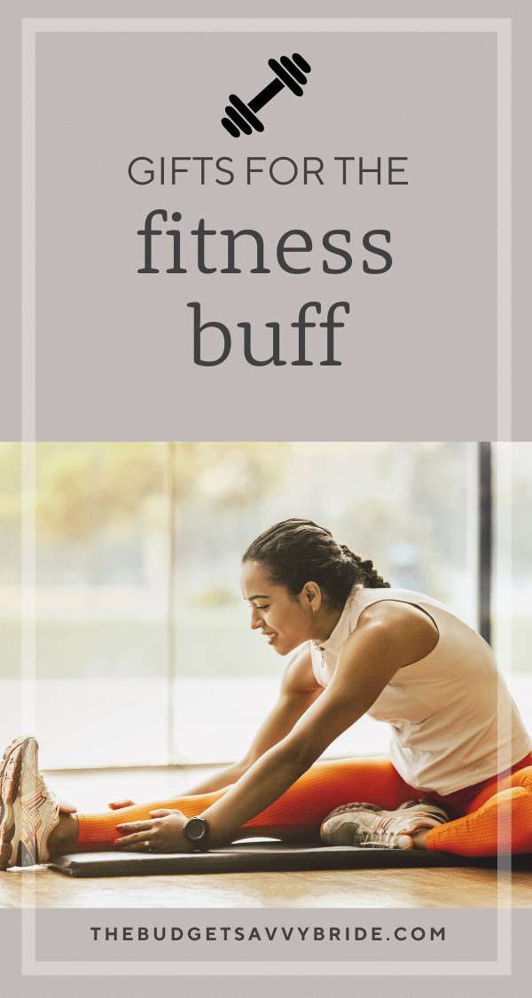 Gifts for the fitness buff