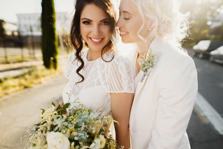 lgbtq wedding pride inclusive wedding