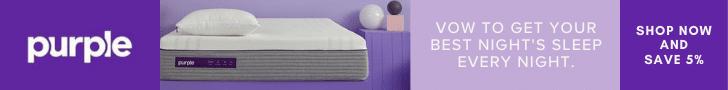 purple mattress- save 5%