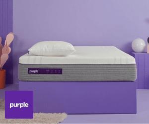 purple mattress discount