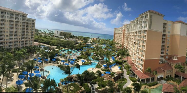 25 popular resorts | popular timeshares for honeymoons  1. Marriott's Aruba Surf Club