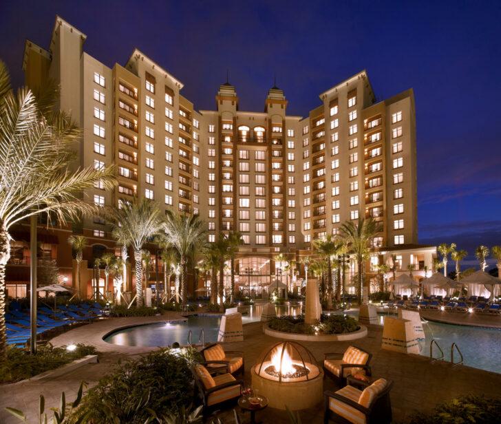 25 popular resorts | popular timeshares for honeymoons  10. Wyndham Bonnet Creek Resort
