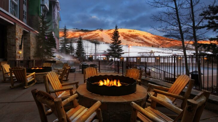 25 popular resorts | popular timeshares for honeymoons  15. Marriott's MountainSide at Park City