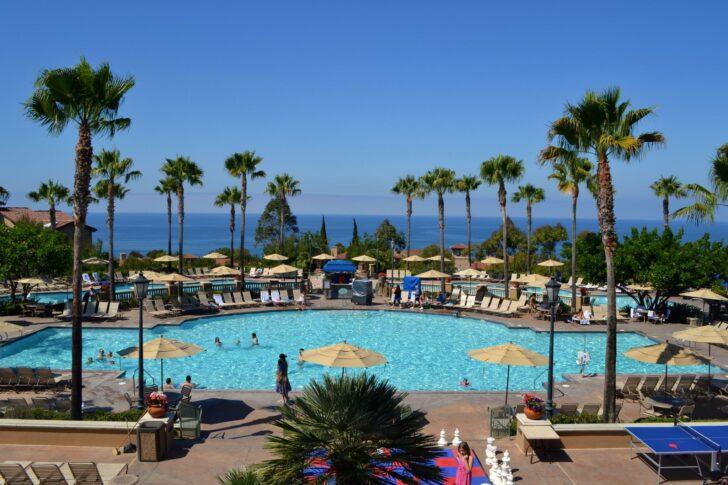 25 popular resorts | popular timeshares for honeymoons  2. Marriott Newport Coast Villas