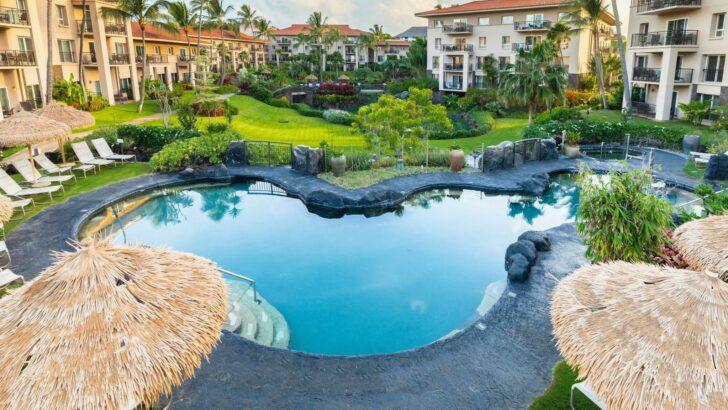 25 popular resorts | popular timeshares for honeymoons  21. Marriott's Waiohai Beach Club