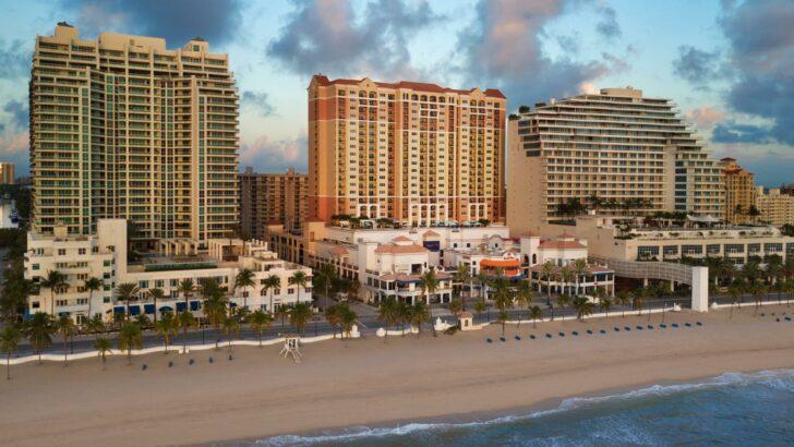 25 popular resorts | popular timeshares for honeymoons  22. Marriott's BeachPlace Towers