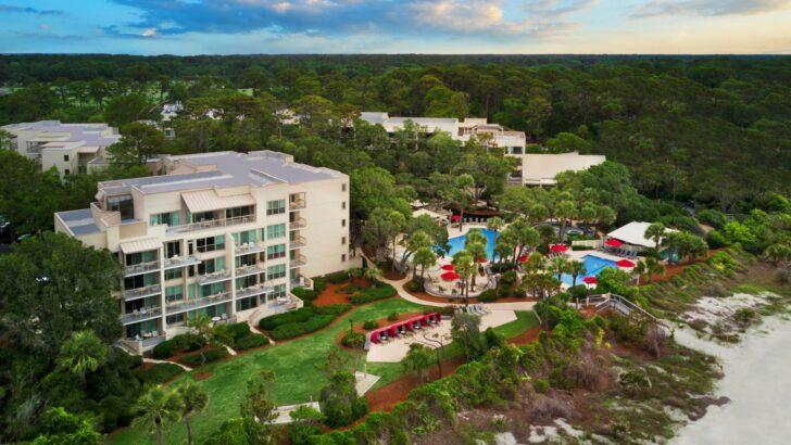25 popular resorts | popular timeshares for honeymoons  25. Marriott's Monarch at Sea Pines