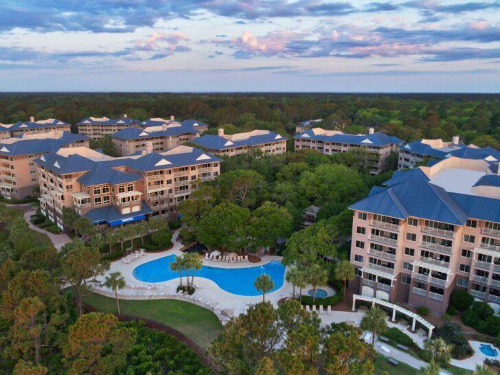 25 popular resorts | popular timeshares for honeymoons  4. Marriott's Grande Ocean