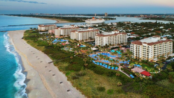25 popular resorts | popular timeshares for honeymoons  8. Marriott's Ocean Pointe