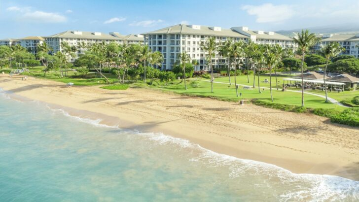 25 popular resorts | popular timeshares for honeymoons  9. The Westin Kaanapali Ocean Resort Villas