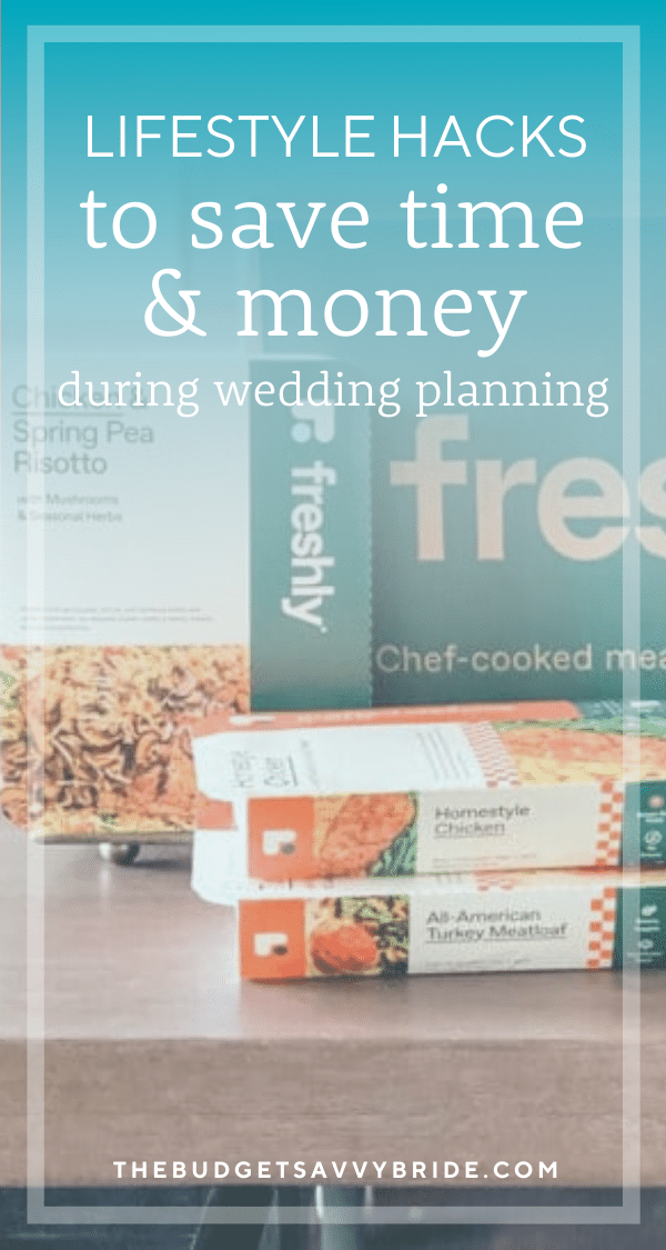 Want to treat yourself but you're also trying to save money for your wedding? Try these savvy swaps to save time and money on your favorite indulgences.