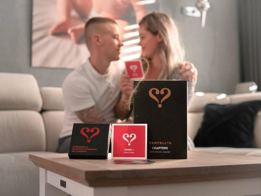 Vertellis couples edition - questions to strengthen your bond